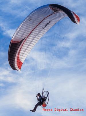 Niviuk Paramotor Wing Demo